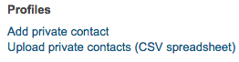 add-private-distribution-contacts